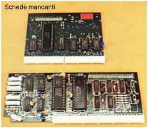 GPS-4 schede Mancanti